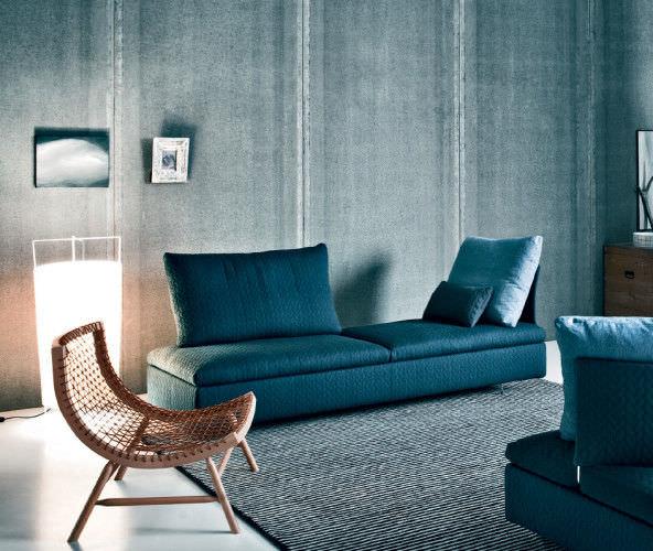 canap limes saba italia meubles steinmetz. Black Bedroom Furniture Sets. Home Design Ideas