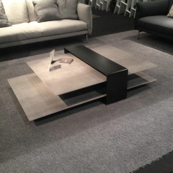 table basse c ramique pleine masse anello meubles steinmetz. Black Bedroom Furniture Sets. Home Design Ideas