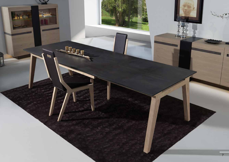 table adelaide fixe ou extensible meubles steinmetz. Black Bedroom Furniture Sets. Home Design Ideas