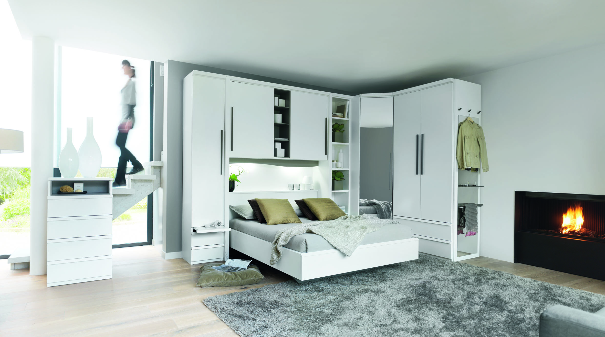 armoire pluriel meubles steinmetz. Black Bedroom Furniture Sets. Home Design Ideas