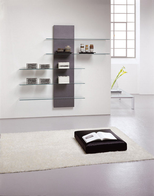 slide librairie et porte tv mural meubles steinmetz. Black Bedroom Furniture Sets. Home Design Ideas