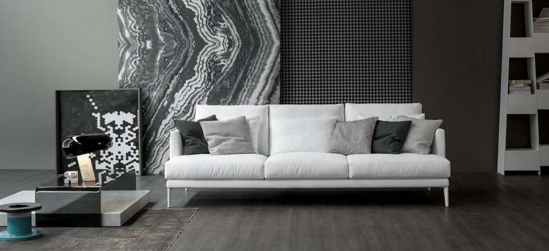 canap paraiso bonaldo composable tissu cuir meubles steinmetz. Black Bedroom Furniture Sets. Home Design Ideas