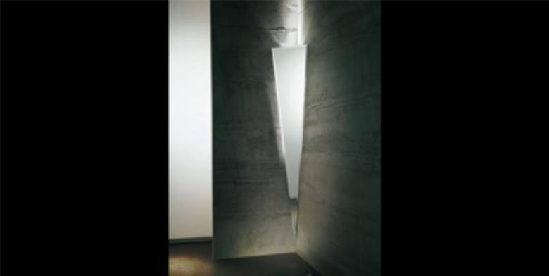 applique d 39 angle avec miroir petra reflex angelo meubles. Black Bedroom Furniture Sets. Home Design Ideas