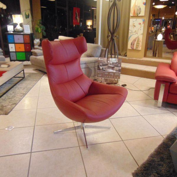 fauteuil pivotant meubles steinmetz. Black Bedroom Furniture Sets. Home Design Ideas
