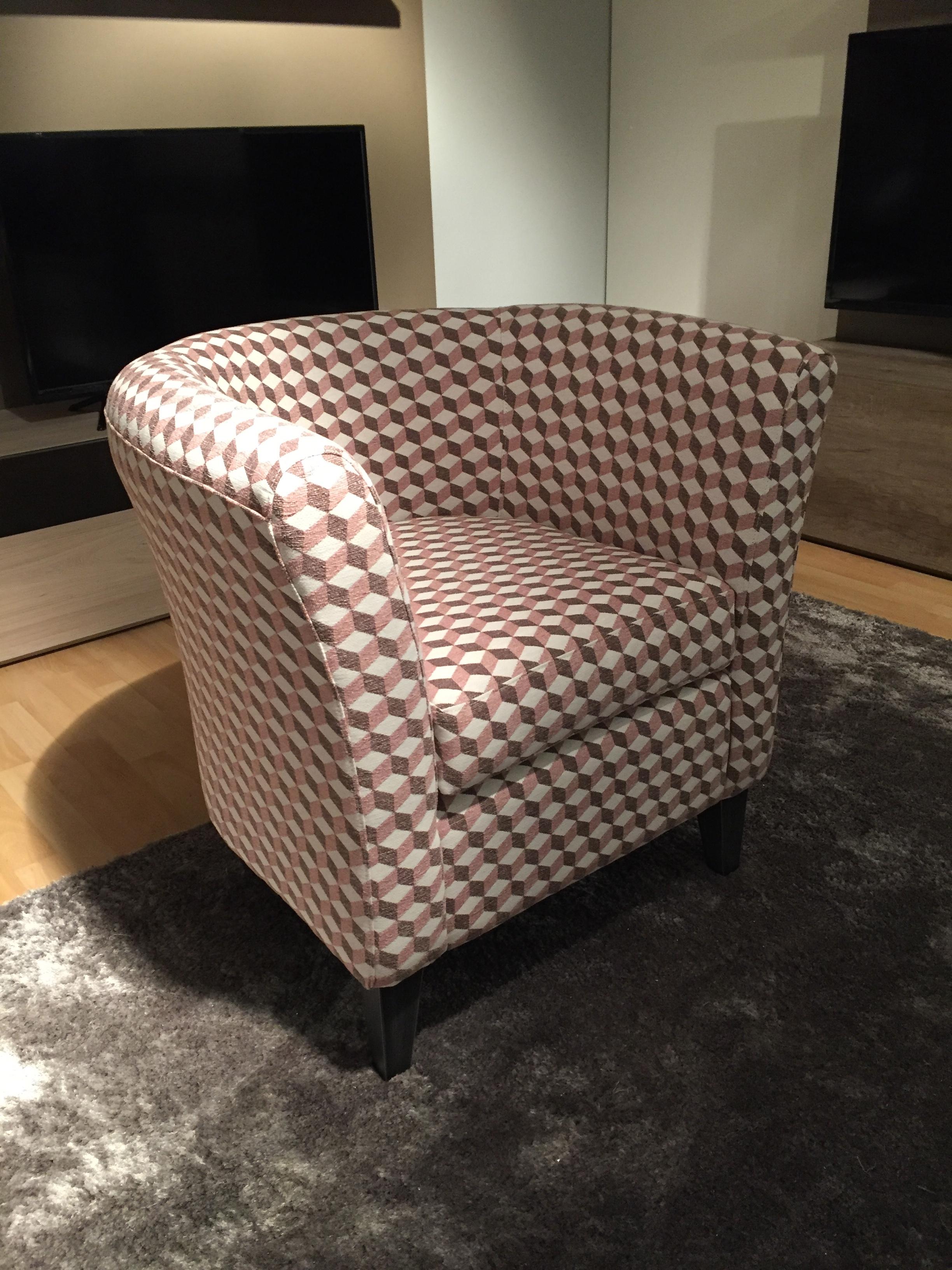 fauteuil d co meubles steinmetz. Black Bedroom Furniture Sets. Home Design Ideas