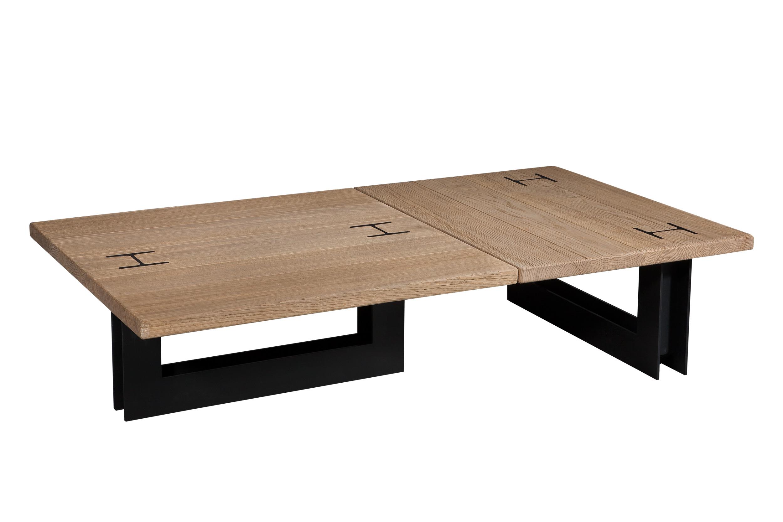 Table c ramique ou bois michel ferrand meubles steinmetz - Meubles steinmetz ...
