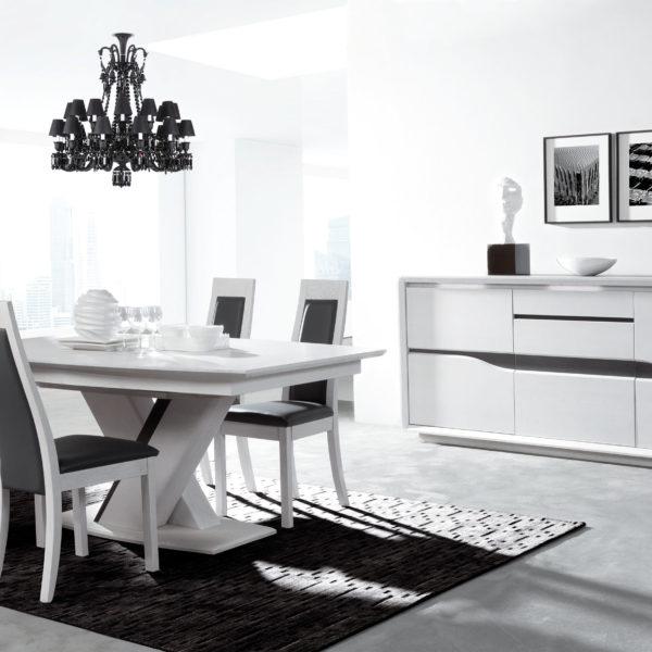 Salle manger meubles steinmetz for Fabricant de meuble sur mesure