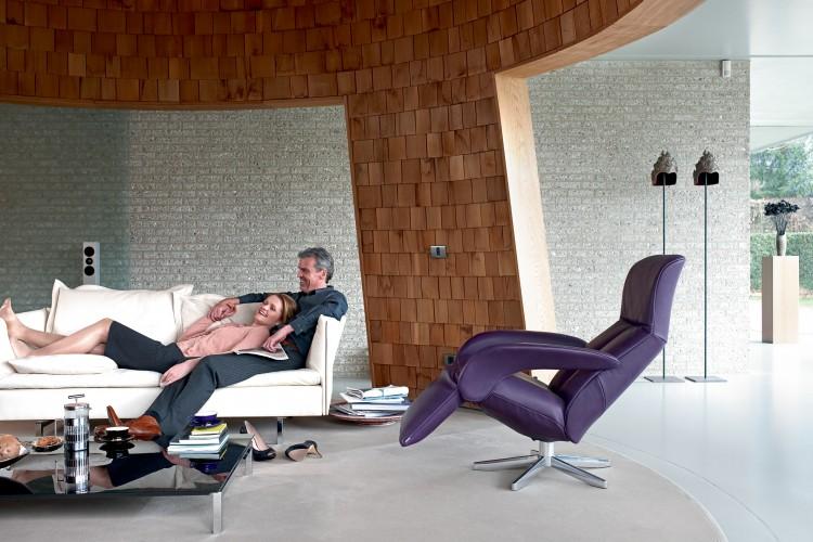 Design Fauteuil Jori.Fauteuil Relax Symphony Jori Meubles Steinmetz