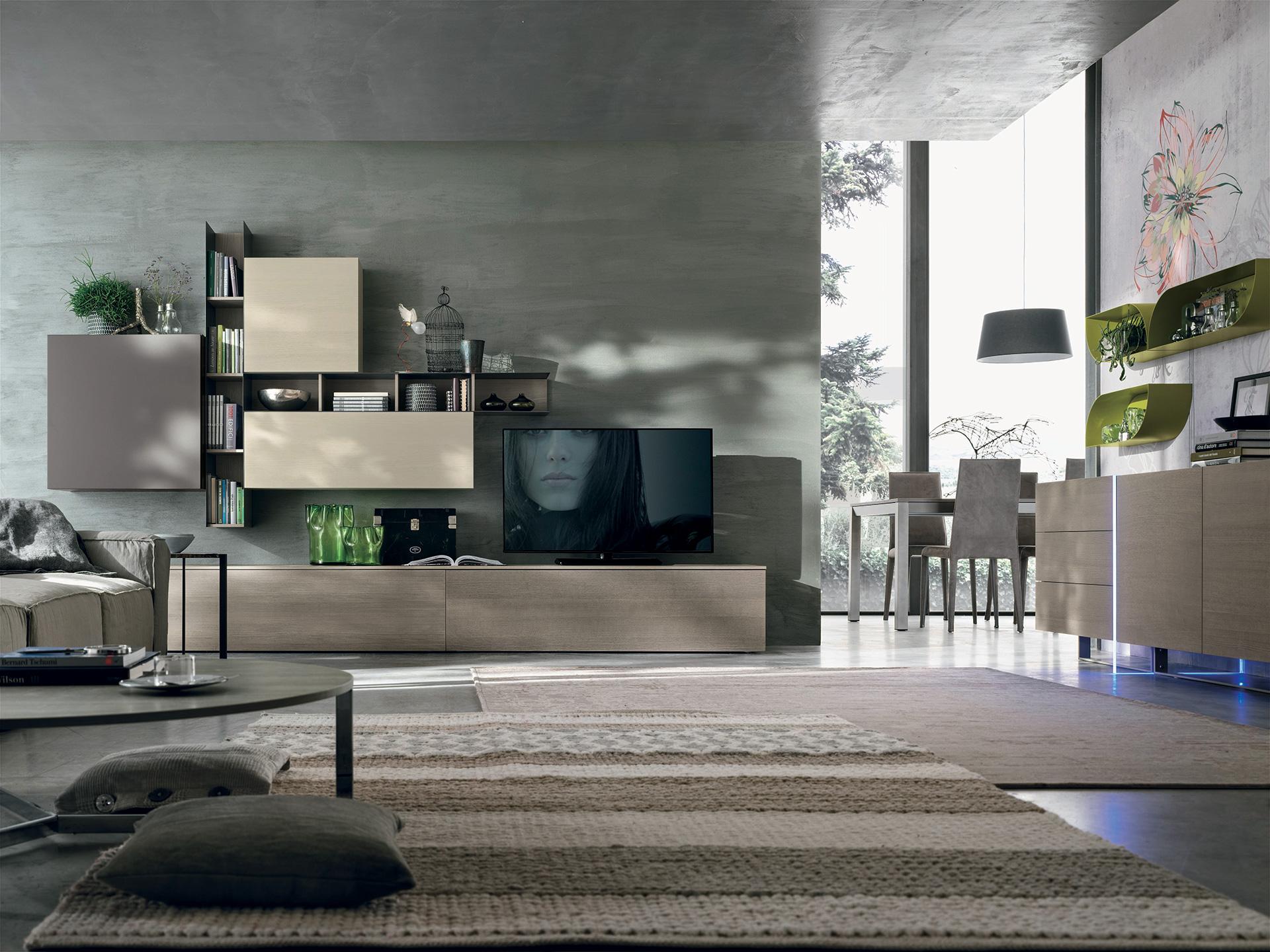 Composition atlante tomasella meubles steinmetz for Mobili tomasella