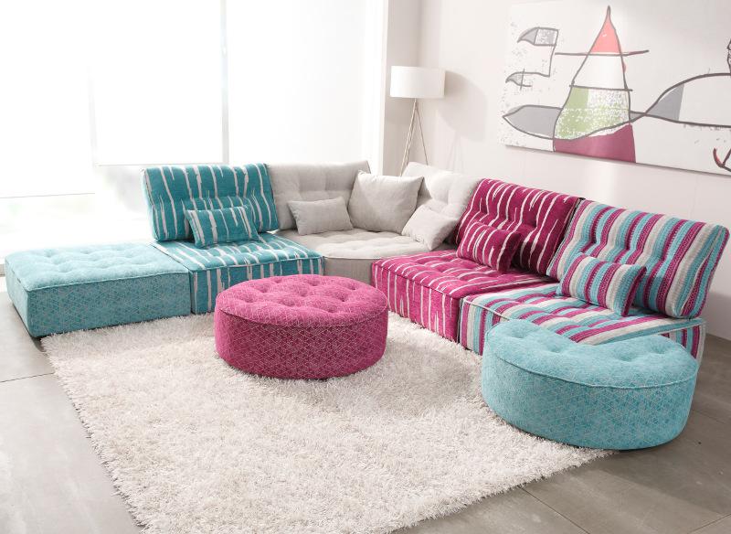 canap modulaire arianne love meubles steinmetz. Black Bedroom Furniture Sets. Home Design Ideas