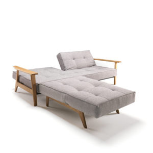Canapé et fauteuil Spiltback
